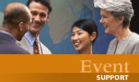Event Support Services in Washington, DC, VA, MD